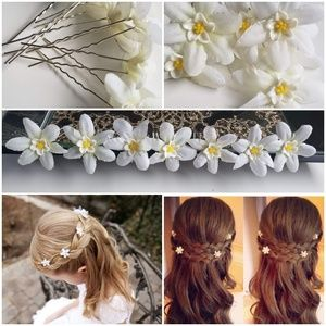Other - Hair accessories for special occasion  set of 6